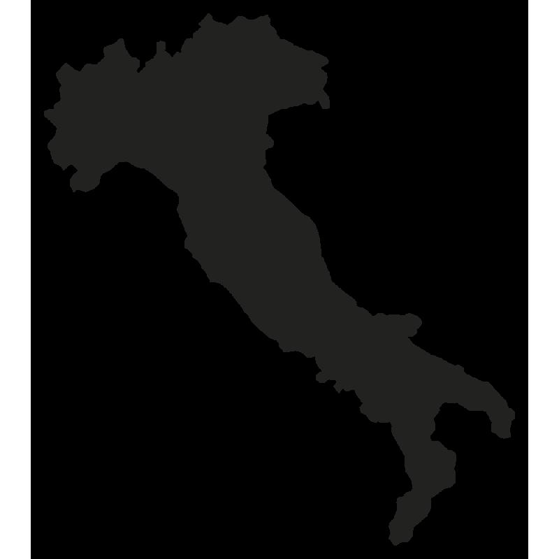 Sticker Italie