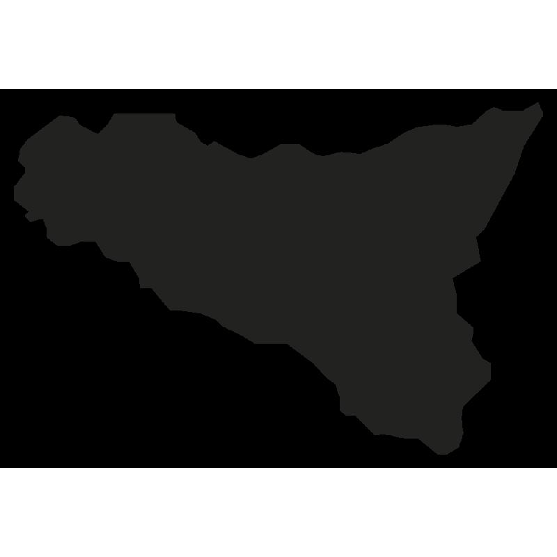 Sticker Sicile