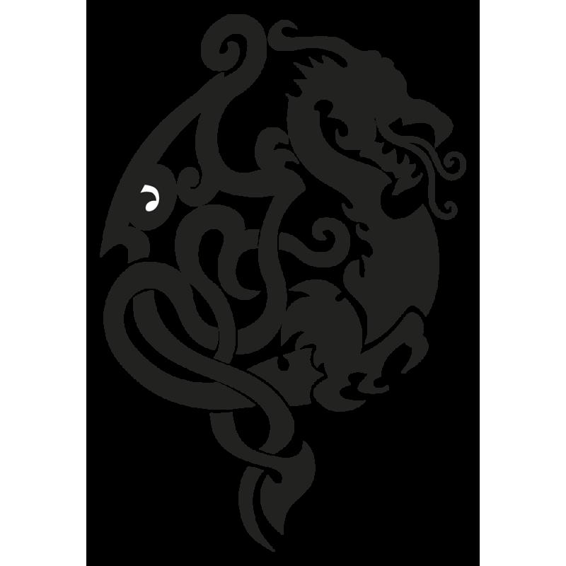 Sticker Dragon