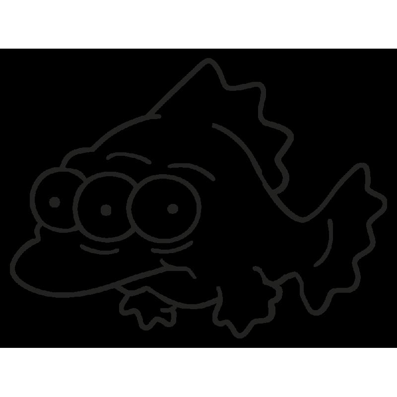 Sticker Poisson Simpson