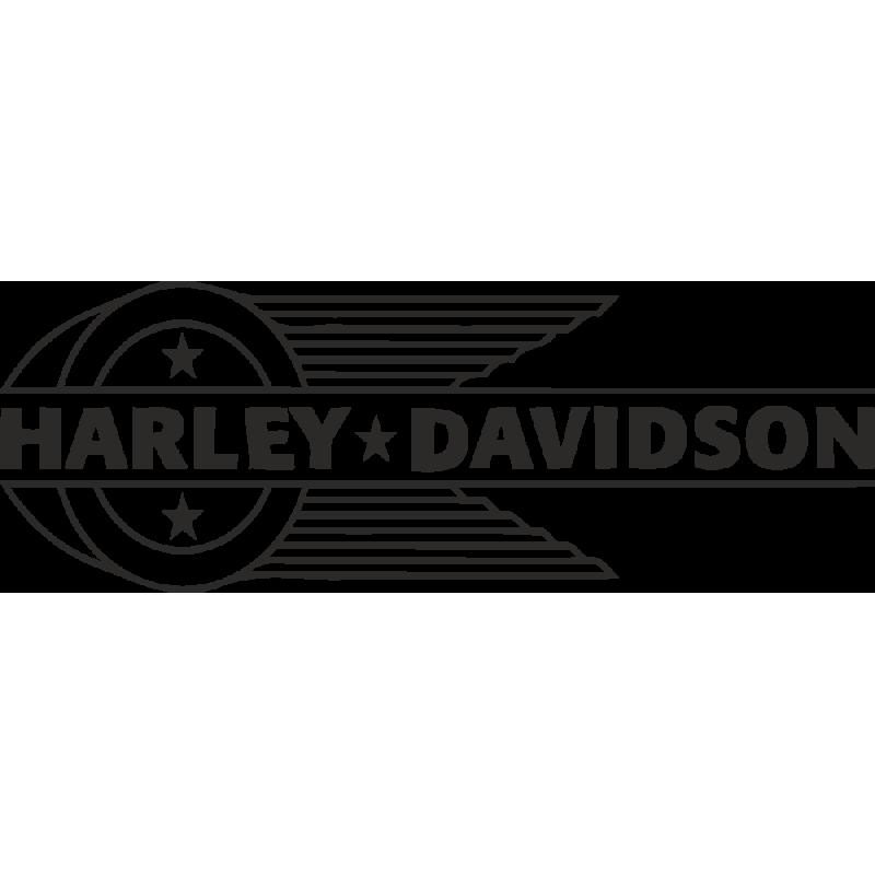 Sticker Harley Davidson 4 Verso