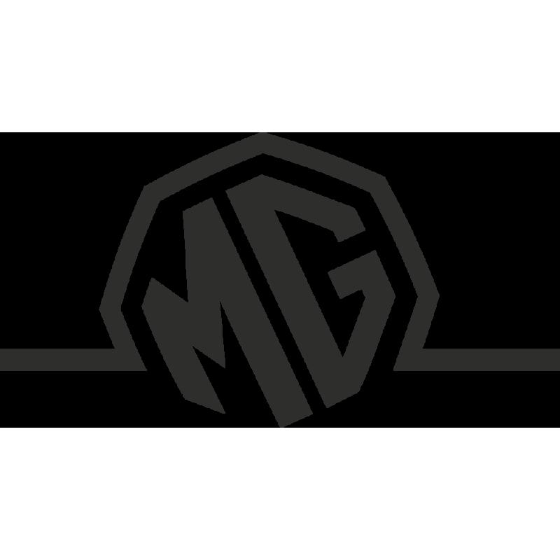 Sticker Mg Logo