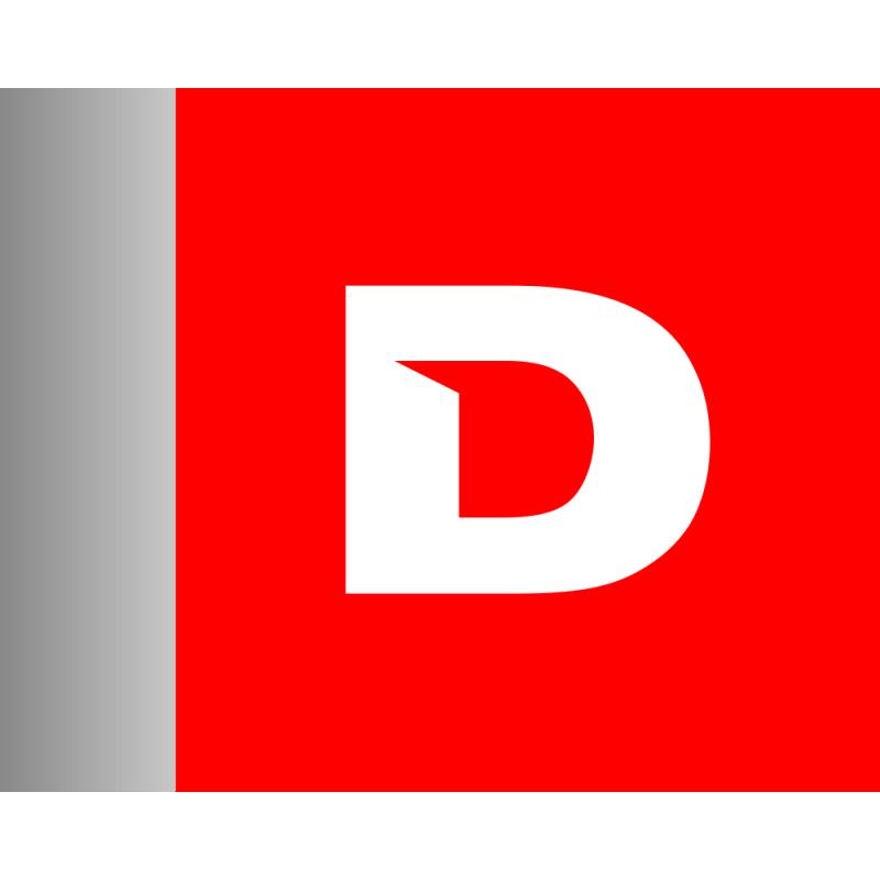 Sticker Derbi Logo